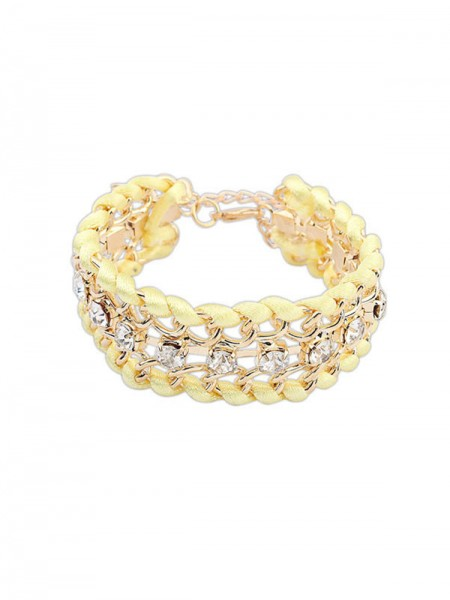 Occident Popular Fashionable Rhinestone original Hot Sale Bracelets