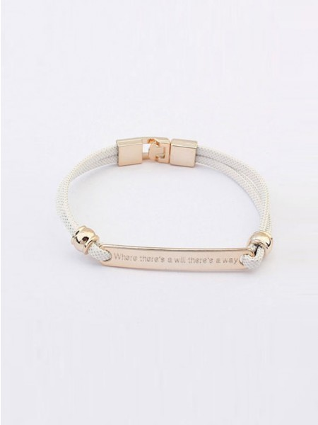 Occident original Simple New Hot Sale Bracelets