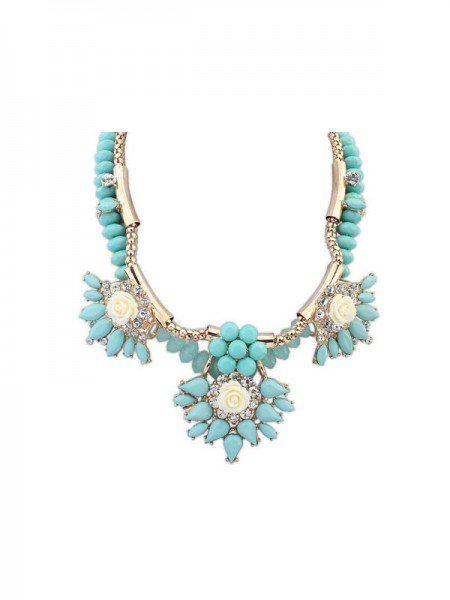 Occident Trendy Fashionable Hyperbolic Hot Sale Necklace