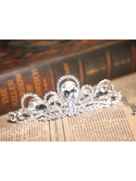 Nice Alloy With Czech Rhinestones Headpieces